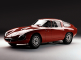 Pictures of Alfa Romeo Giulia TZ 105 (1963–1967)