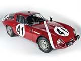 Alfa Romeo Giulia TZ 105 (1963–1967) wallpapers