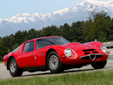 Alfa Romeo Giulia TZ2 105 (1965–1967) wallpapers