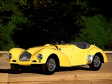 Photos of Allard K2 Roadster (1950–1951)