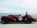 Pictures of Allard K2 Roadster Race Car (1952)
