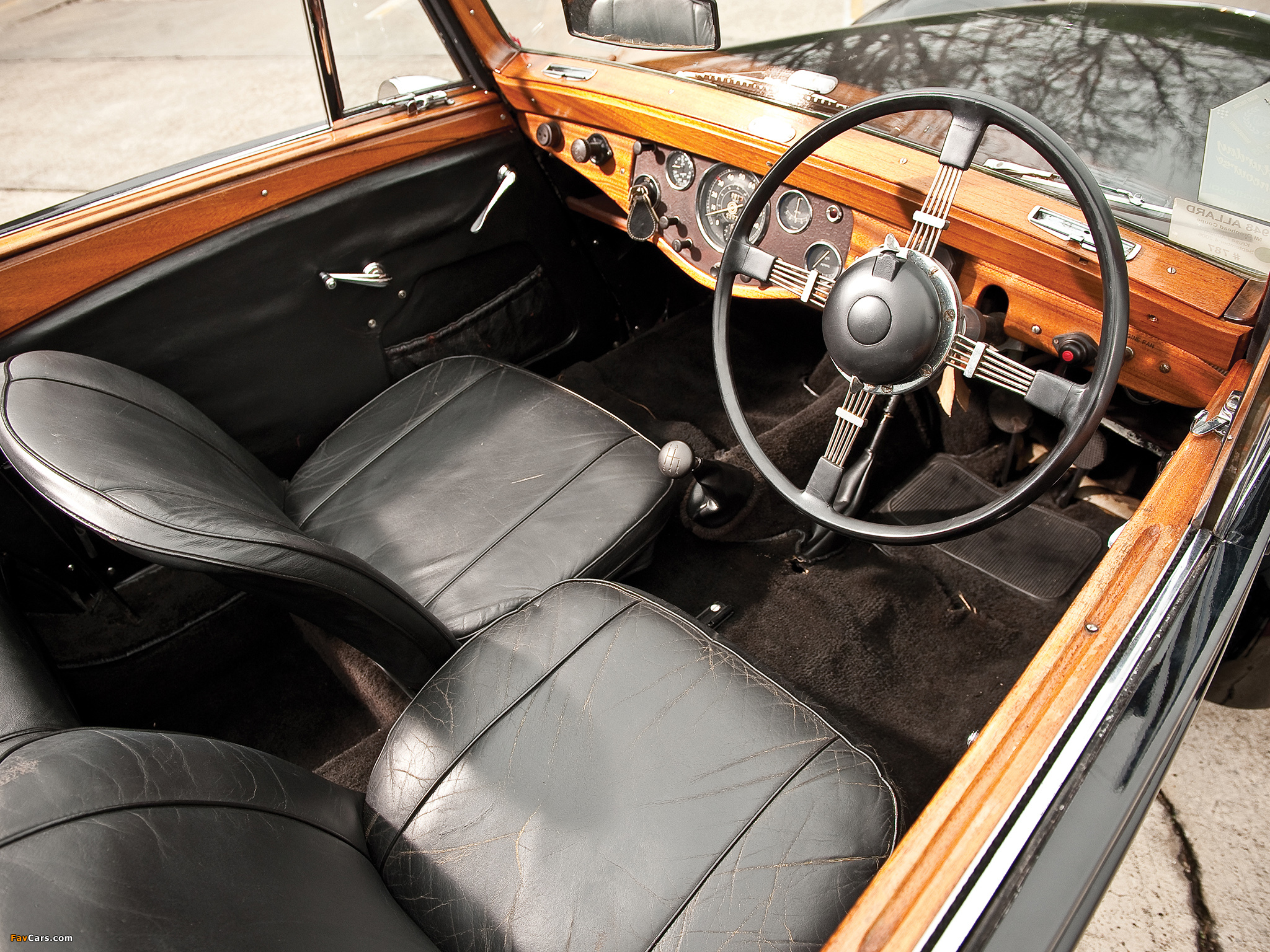 Allard M1 Drophead Coupe (1947–1950) wallpapers (2048 x 1536)
