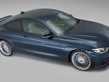Alpina BMW D4 Bi-Turbo Coupe UK-spec (F32) 2014 photos