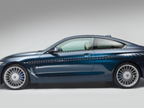 Alpina BMW D4 Bi-Turbo Coupe UK-spec (F32) 2014 pictures