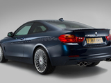 Images of Alpina BMW D4 Bi-Turbo Coupe UK-spec (F32) 2014