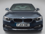 Pictures of Alpina BMW D4 Bi-Turbo Coupe UK-spec (F32) 2014