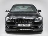 Alpina BMW D5 Bi-Turbo Limousine UK-spec (F10) 2011–13 wallpapers
