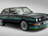Pictures of Alpina BMW B10 3.5 UK-spec (E28) 1985–87
