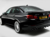 Pictures of Alpina BMW D5 Bi-Turbo Limousine UK-spec (F10) 2011–13