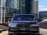Alpina BMW B7 Bi-Turbo Allrad AU-spec (G12) 2017 pictures
