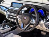 Pictures of Alpina BMW B7 Bi-Turbo Allrad AU-spec (G12) 2017