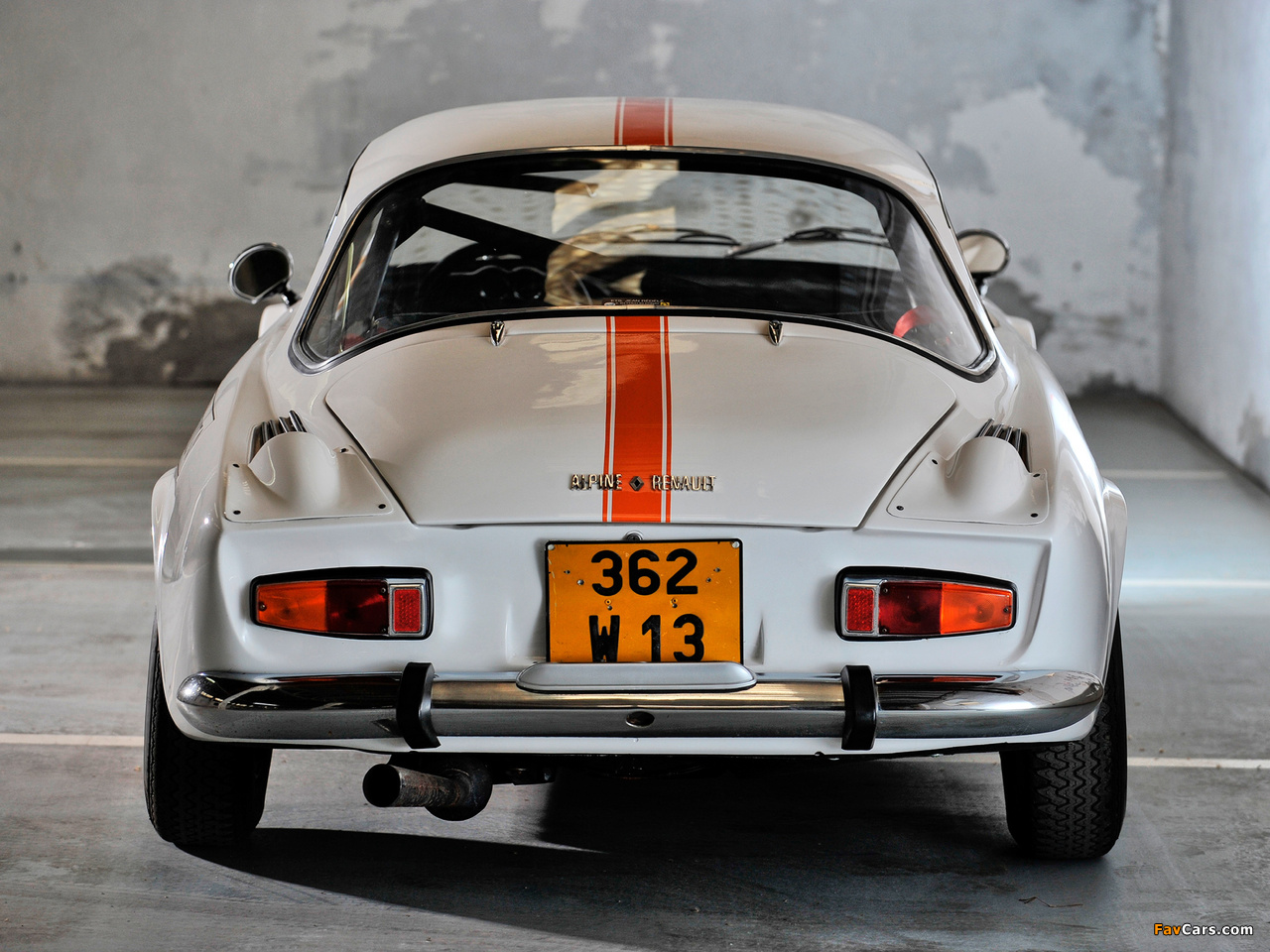 Renault Alpine A110 (1961–1977) pictures (1280 x 960)
