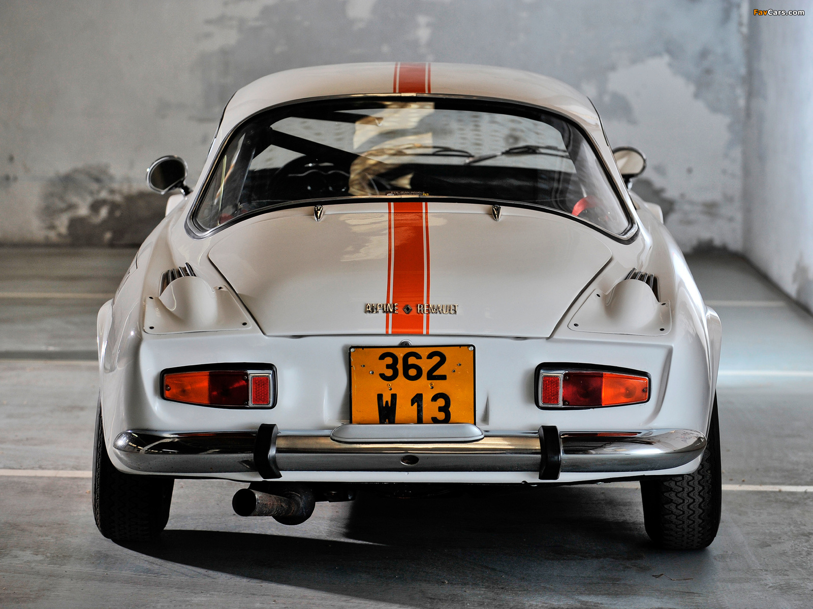 Renault Alpine A110 (1961–1977) pictures (1600 x 1200)