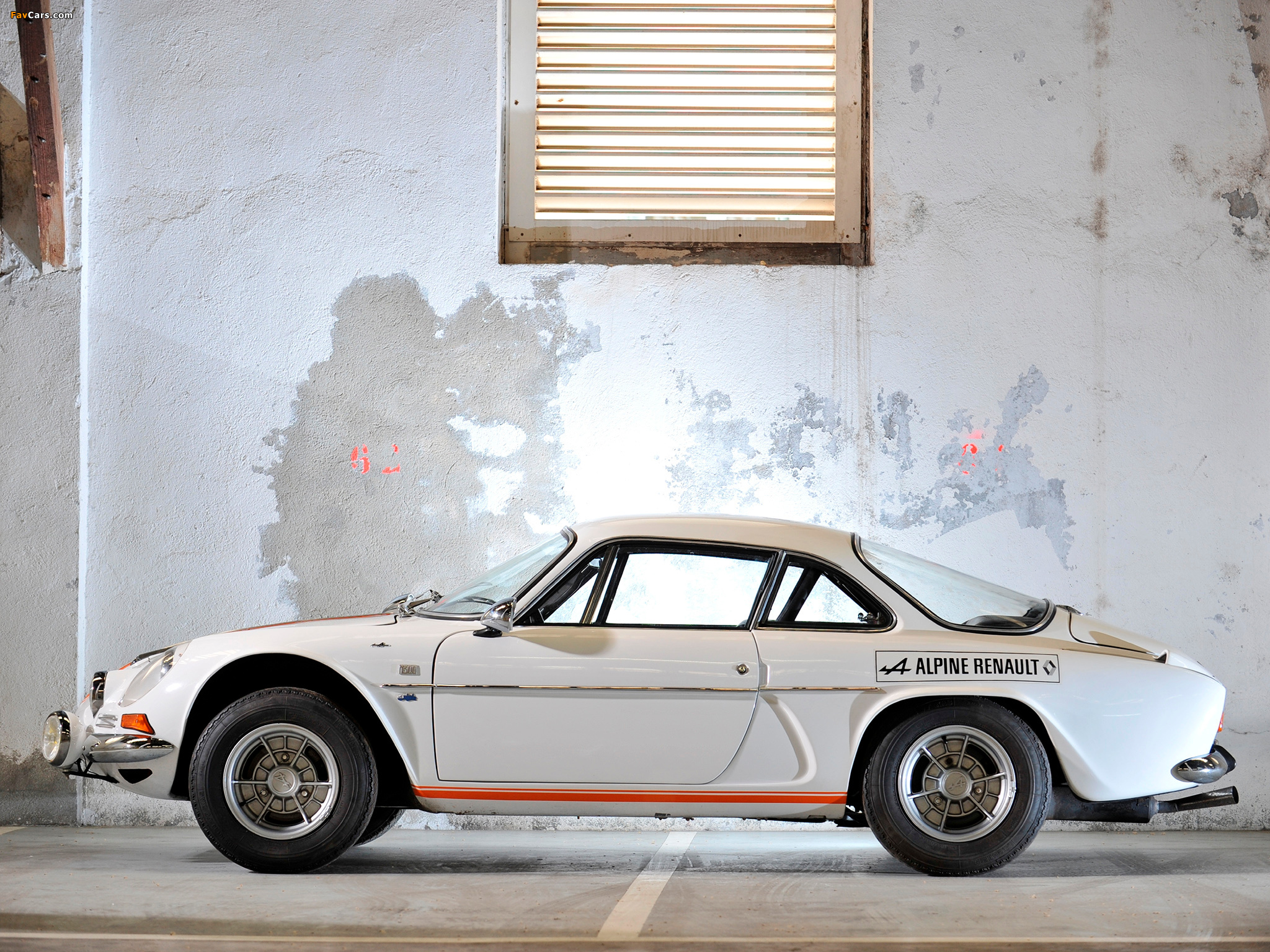 Renault Alpine A110 (1961–1977) pictures (2048 x 1536)