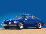 Renault Alpine A110 (1961–1977) wallpapers