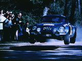 Renault Alpine A110 Rally Car photos
