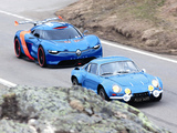 Alpine A110 images
