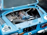 Renault Alpine A110 Rally Car pictures