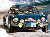Images of Renault Alpine A110 Rally Car