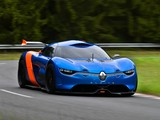 Photos of Renault Alpine A110-50 Concept 2012
