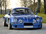 Pictures of Renault Alpine A110 1300 Group 4 1971