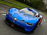 Pictures of Renault Alpine A110-50 Concept 2012