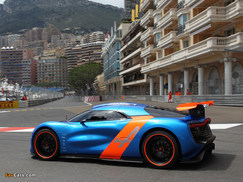 Pictures of Renault Alpine A110-50 Concept 2012 (800 x 600)
