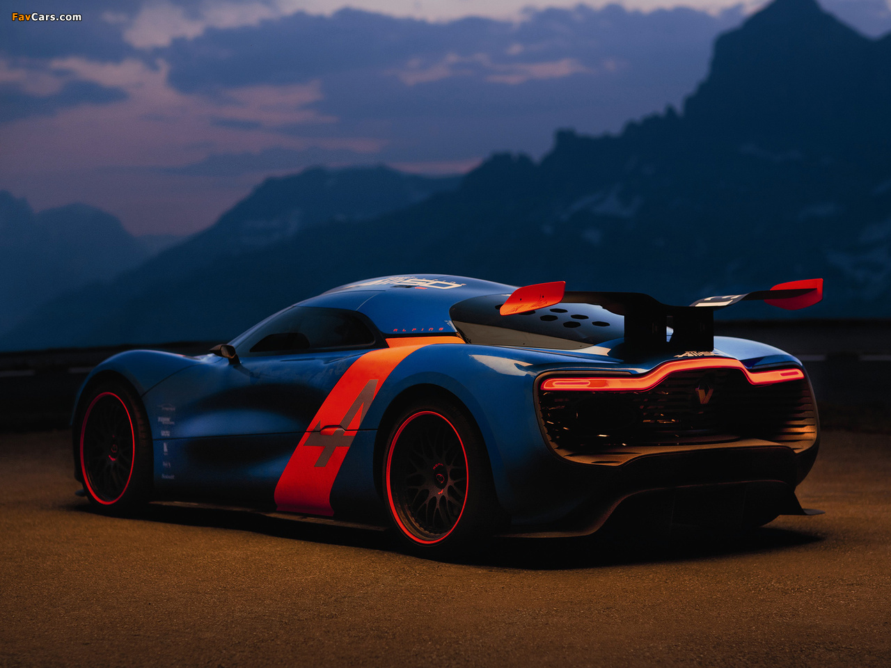 Pictures of Renault Alpine A110-50 Concept 2012 (1280 x 960)