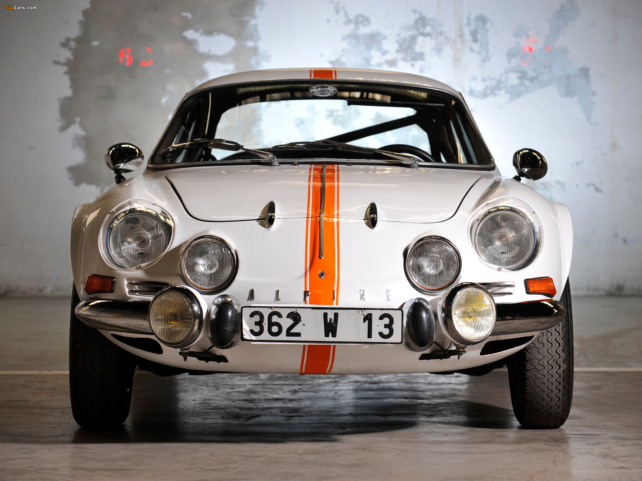 Renault Alpine A110 (1961–1977) wallpapers (2048 x 1536)