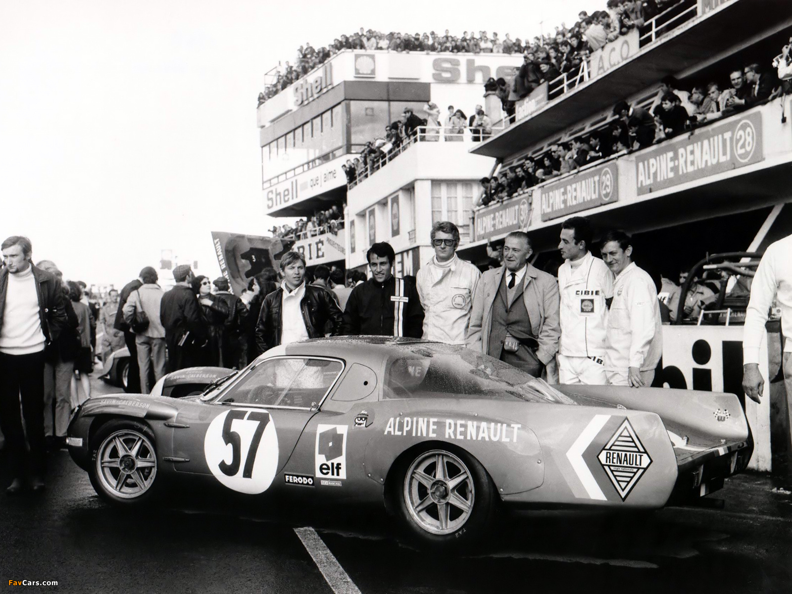 Renault Alpine A210 (1966–1969) pictures (1600 x 1200)
