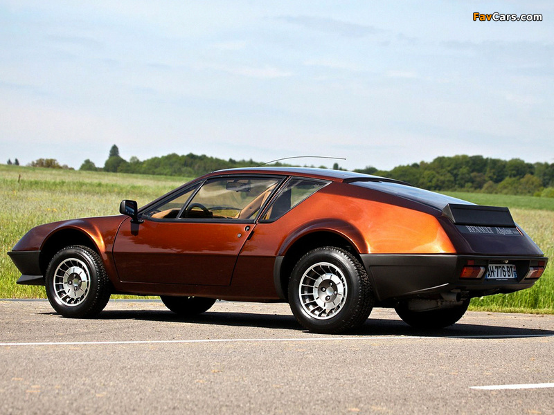 Renault Alpine A310 V6 (1981–1985) pictures (800 x 600)
