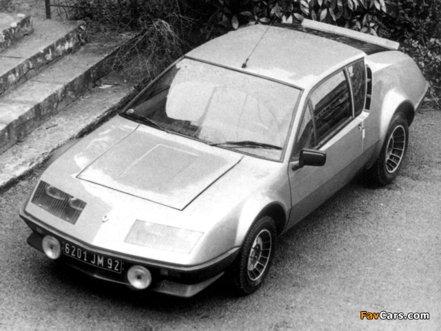 Renault Alpine A310 V6 (1981–1985) wallpapers (640 x 480)