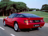 Renault Alpine GTA V6 Turbo (1985–1991) pictures