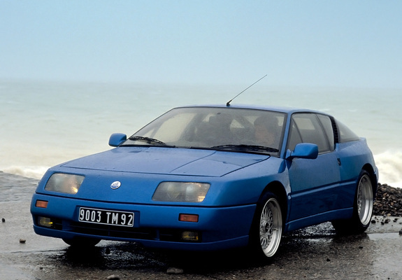 renault alpine gta v6 turbo le mans 1990 photos. Black Bedroom Furniture Sets. Home Design Ideas