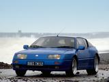 Renault Alpine GTA V6 Turbo Le Mans (1990) pictures