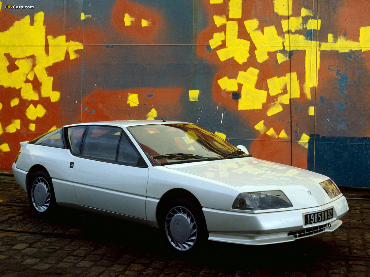 Pictures of Renault Alpine GTA V6 Turbo (1985–1991) (1280 x 960)