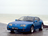 Pictures of Renault Alpine GTA V6 Turbo Le Mans (1990)