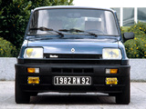 Images of Renault 5 Alpine Turbo (1982–1984)