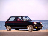 Renault 5 Alpine (1976–1981) wallpapers
