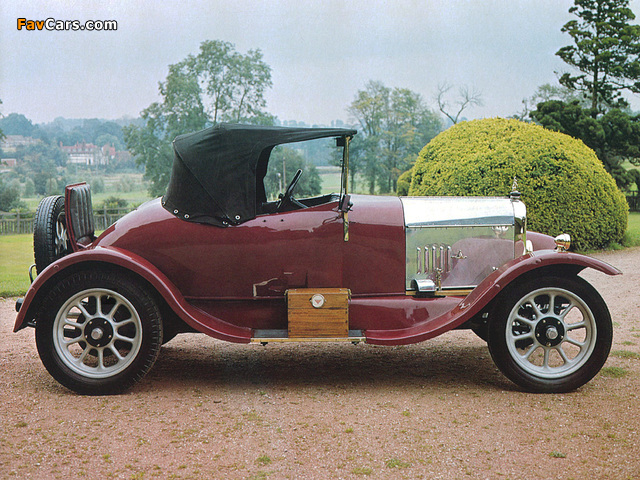 Images of Alvis 10-30 by Morgan-Zephyr (1920) (640 x 480)