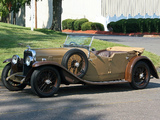 Photos of Alvis SB Firefly Tourer (1934)