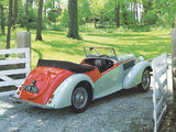 Photos of Alvis SB 13-22 Roadster (1938)