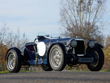 Pictures of Alvis Silver Eagle Special (1935)