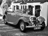 Alvis Speed 20 SB (1934) images