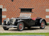 Images of Alvis Speed 20 Tourer by Vanden Plas (1934)