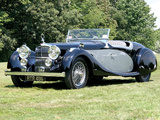 Alvis Speed 25 Offord Roadster (1937) pictures
