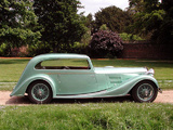 Pictures of Alvis Speed 25 Coupe by Vanden Plas (1938)