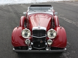 Alvis Speed 25 Tourer (1939) wallpapers