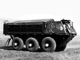 Alvis Stalwart Mk-I FV-620 (1962–1966) pictures