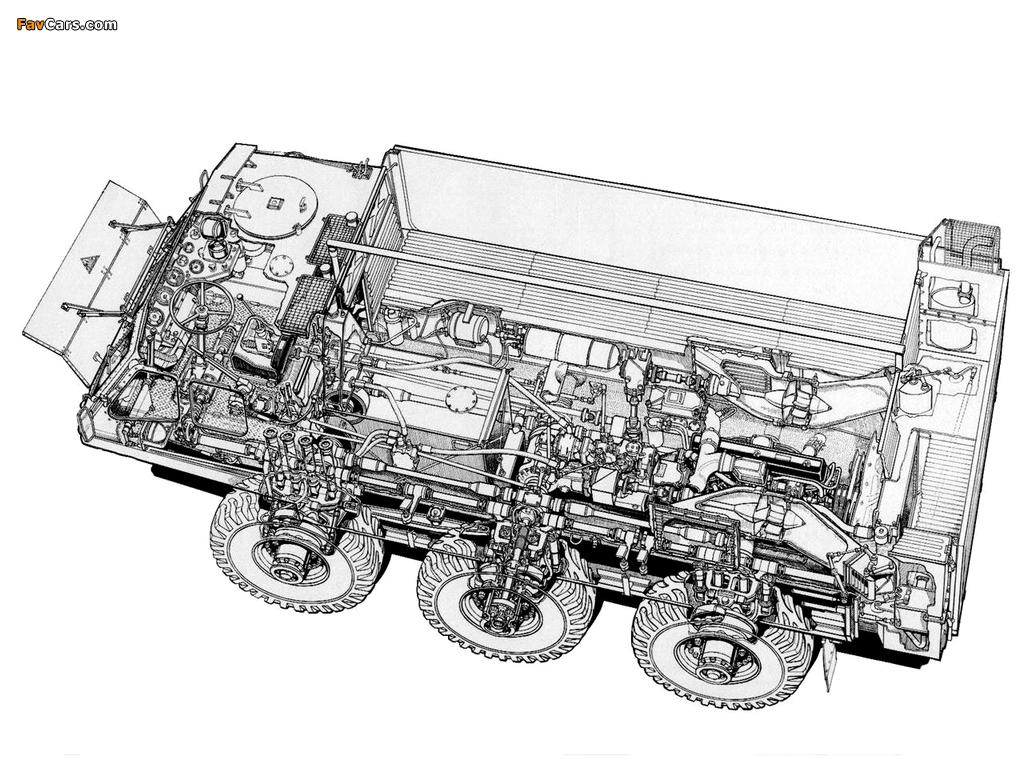 Images of Alvis Stalwart Mk-I FV-620 (1962–1966) (1024 x 768)
